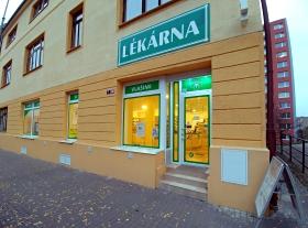 Lékárna ALMA ve Vlašimi