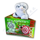 Imugamin Effective pro děti drg. 60 TRIBOX+hračka