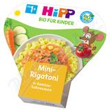 HiPP DĚT. TĚST.  BIO Mini-Rigatoni se zeleninou 250g