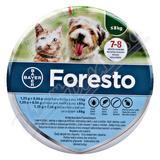 Foresto 1. 25g+0. 56g obojek kočky+psy do 8kg 38cm