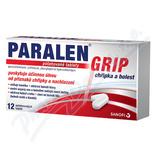 Paralen Grip Chřipka a bolest por. tbl. flm.  12 i