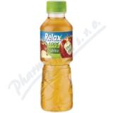 Relax 100% jablko 0. 3l PET