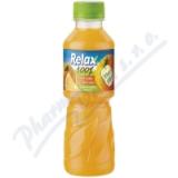 Relax 100% pomeranč 0. 3l PET