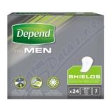 Depend inkontinenční kapsy pro muže vel. 1 24ks