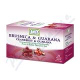 Ovocno-bylinný čaj Brus. +Guarana 20x2g Fytopharma
