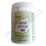 Acidum aceticum AKH por. tbl. 60
