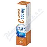 Revital C vitamin 500mg pomeranč tbl. eff. 20