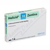 Helicid 10 Zentiva cps. etd. 14x10mg