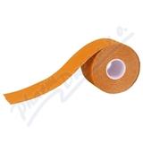 Trixline Kinesio tape 5cmx5m oranžová 1ks