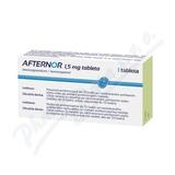 Afternor 1. 5mg tbl. nob. 1