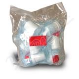 Kelímek bílý IONISTER 50g-60ml šroub. uzávěr 10x1ks