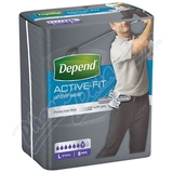 Depend Active-Fit inkont. kalh. muži vel. L 8ks