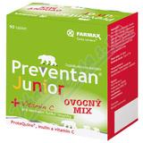 Preventan Junior ovocný mix tbl.  90 + dárek