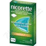 Nicorette FreshFruit Gum 2mg gum. mnd. 30