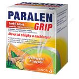 Paralen grip horký nápoj Pomer. zázv. por. plv. sol. 12