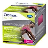 Cosmos Active - Kinezio tejp.  páska růžová 5cm x5m