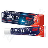 Ibalgin Duo Effect 500mg-g+2mg-g crm.  50g