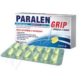 Paralen Grip chřipka a kašel 500-15-5mg tbl. flm. 24