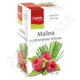 Apotheke Malina s citronovou trávou 20x2g