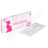 Těhotenský test Maybe Baby Strip 2v1