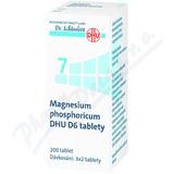 Magnesium phosphoricum DHU tbl. nob. 200