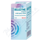 Belozyme 3mg-ml orm. spr. sol. 15ml
