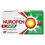 Nurofen Rapid 400mg cps. mol. 20 I