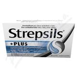 Strepsils Plus 0. 6mg-1. 2mg-10mg pas. 24