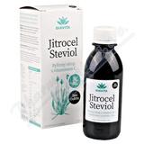 BEZKAŠEL stevia jitrocelový bylinný sirup 225 g