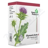 Silymarin forte 4 játra+imunitní systém tbl. 40