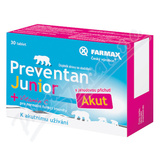 Preventan Junior Akut tbl. 30
