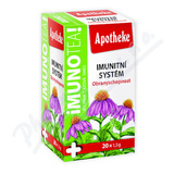 Apotheke ImunoTea Imunitní systém čaj 20x1. 5g