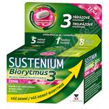 Sustenium Biorytmus 3 multivitamin ŽENA tbl. 30