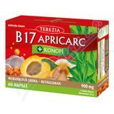 TEREZIA B17 APRICARC+Konopí cps. 60