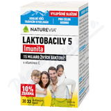 Swiss NatureVia Laktobacily 5 Imunita cps. 33