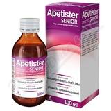 APETISTER SENIOR sirup 100 ml