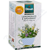 DILMAH Lemongrass&Spearmint bylin. čaj n. s. 20x2g