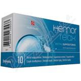 Fytofontana Hemorrelax rektální čípky 10ks