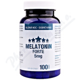 Melatonin Forte 5mg tbl. 100 Clinical
