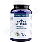 Melatonin Mučenka Meduňka B6 tbl. 100 Clinical