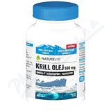 Swiss NatureVia Krill olej 500mg cps. 60
