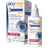 Ocutein SENSITIVE roztok na kontaktní čočky 50ml