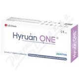 Hyruan One 2% zesíťovaná kys. hyalur.  1x3ml