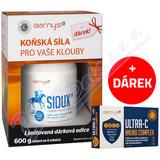 Barnys SIOUX 600g+dárek Ultra-C Imuno Compl. cps. 30