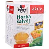Horká šalvěj + med + mentol 10 sáčků Doppel Herz
