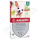 Advantix pro psy do 4kg spot-on 4x0. 4ml