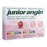 Junior-angin pro děti pastilky 24