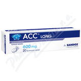 ACC Long tbl. eff. 20x600mg