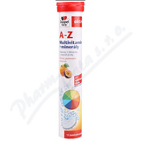 A-Z Multivitamin + minerály 15 šum. tablet DoppelH.