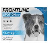Frontline Spot On Dog 10-20kg pipeta 3x1. 34ml